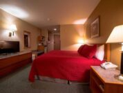 King 2nd Floor, Eagle's View Inn & Suites
