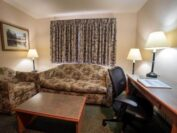 King Suite, Eagle's View Inn & Suites